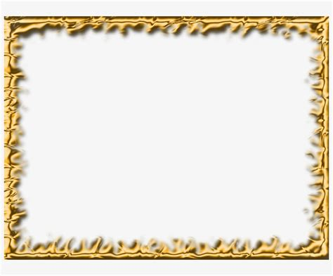 3d Border Picture by Gold Frame Png 3d Border Design Png Png Image