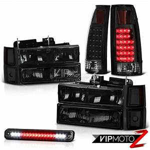 1994 1995 1996 1997 1998 Chevy Pickup Truck Led Tail Light