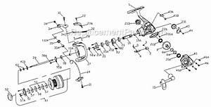 Penn 2000 Parts List And Diagram   Ereplacementparts Com
