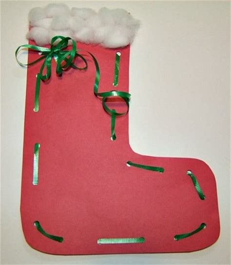 21 best do it lacing craft images on crafts 889 | 632a220acc016bd747832ebc7a9659cc preschool christmas crafts christmas activities
