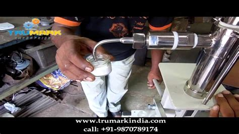 cost hand operated filling machine paste liquid shampoo cream adhesive youtube
