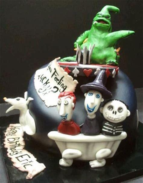 disney nightmare  christmas birthday cake disney  day