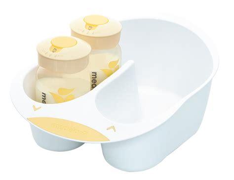 Medela Breast Milk Storage Solution Kit Bottleslabeling
