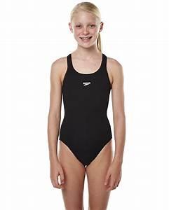 Aud Usd 5 Year Chart Speedo Kids Girls Endurance Medalist Swimwear Black