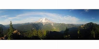 Mount Rainier Hikes Hike George Lake Knob