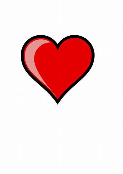 Clip Valentine Valentines Printable Clipart Clipartion