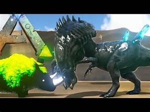 ARK Scorched Earth ADOBE FLAMETHROWER CHAINSAW WIN