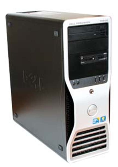 Review: Dell Precision T5500 is a Power-Packed Tower ...
