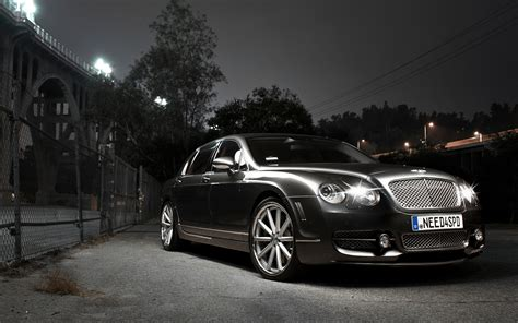 Bentley Continental Flying Spur Wallpaper