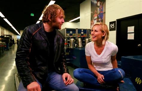 renee young  dean ambrose  married diva dirt