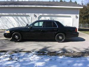 FORD CROWN VICTORIA 2011 POLICE INTERCEPTOR
