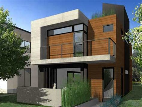 Awesome Modern Contemporary Small House Plans — Modern
