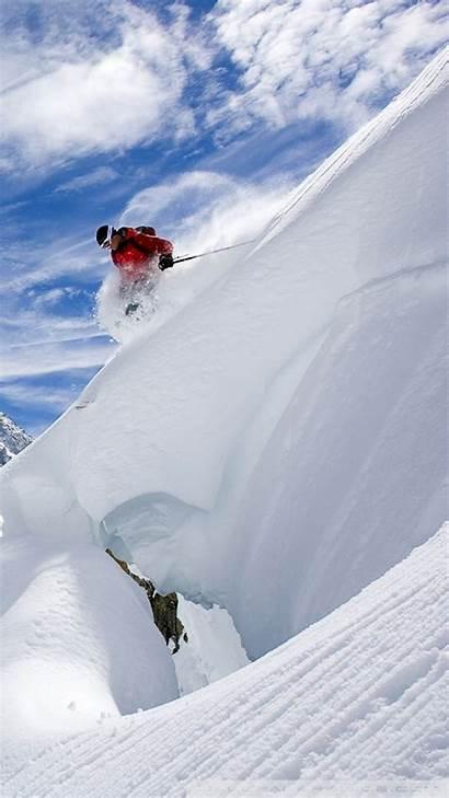 Ski Iphone 3wallpapers Jour