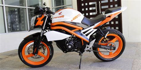 Modifikasi Motor Cb150r Streetfire by Referensi Modif Honda Cb150r