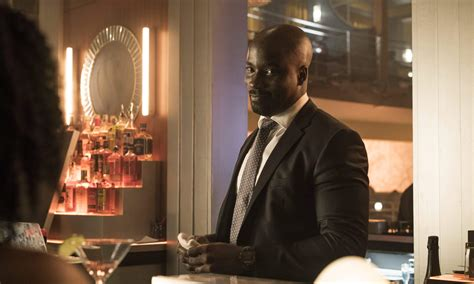 mike colter  luke cage  fast facts