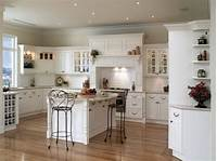 kitchen cabinets white Best Kitchen Paint Colors with White Cabinets - Home ...