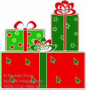 Stack Of Presents Clipart - Clipart Suggest