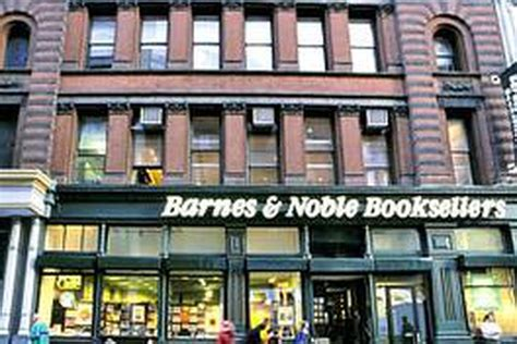 and noble ny confirmed barnes noble astor place to become david