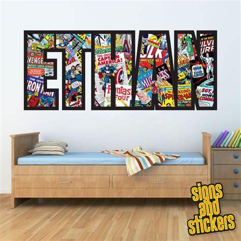 Boys Bedroom Wall Decor by Best 25 Marvel Boys Bedroom Ideas On Marvel