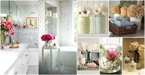 Ideas For Bathroom Decoration by Bathroom Decor Blossoms Xoxo