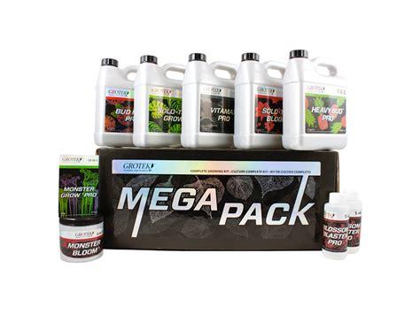 Mega Pack de Grotek   GrowshopChile.cl