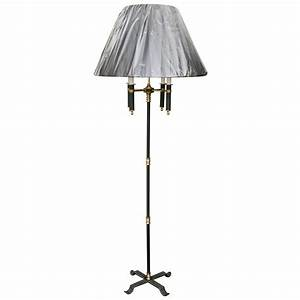 brass and painted directoire floor lamp for sale at 1stdibs With painting brass floor lamp