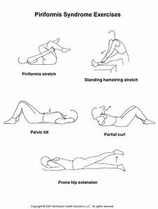 12 best images about piriformis syndrome on Pinterest ...