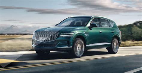 The genesis gv80 is the luxury brand's first suv. Hyundai's Genesis GV80 Luxury SUV Unveiled With Elegant ...
