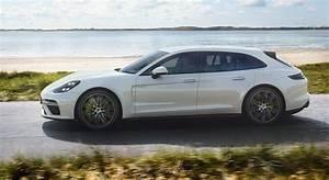 Porsche Panamera Hybride : porsche la panamera sport turismo la plus puissante de la gamme est hybride rechargeable ~ Medecine-chirurgie-esthetiques.com Avis de Voitures