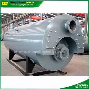 Natural Gas Fired Steam Generator Boiler Gas Oil Steam