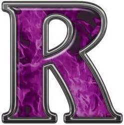 purple letter h clip purple letter h image reflective letter r with inferno purple flames 42946