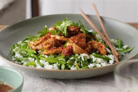 cuisine light lemongrass chicken stir fry cooking light