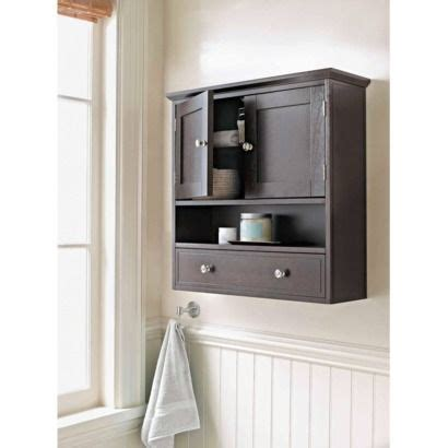 bridewater luxury wall cabinet espresso threshold