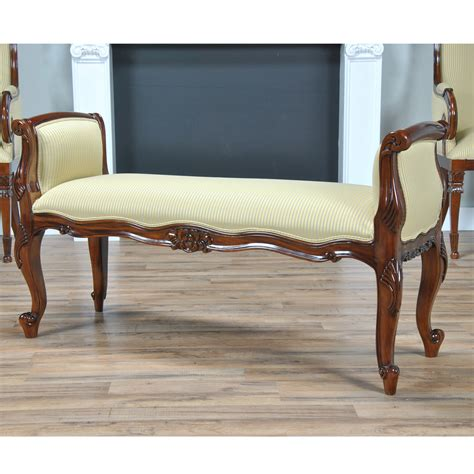 Upholstered Window Bench by Home Furniture Living Room Upholstered Window Bench