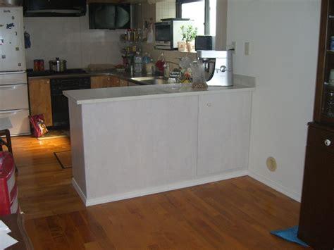 fabrication comptoir pour cuisine  lamericaine