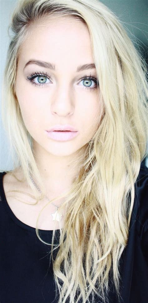 pretty blonde shade  fair skin tones hair color  fair skin pretty makeup hair beauty