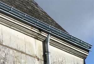 Réparer Une Gouttière En Zinc : dalle en zinc rev tements modernes du toit ~ Premium-room.com Idées de Décoration