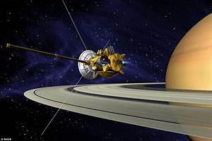 Saturn in spectacular detail: Nasa's Cassini spacecraft ...