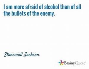 ThinkerShirts.c... Stonewall Jackson Brainy Quotes