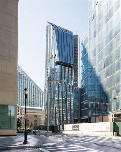 Waterline Square Side Campbell Nelson Andrew Facade