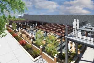 Star Furniture San Antonio by New Beer Garden Renderings Founders Brewing Co