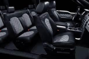 Ford Raptor Hennessey VelociRaptor SUV Interior