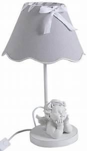 Lampe De Chevet Dorée : lampe de chevet ange ~ Teatrodelosmanantiales.com Idées de Décoration