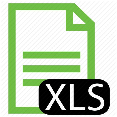 excel exles xls excel spreadsheet icon file type xls icon 3393 free