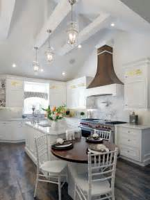 kitchen with vaulted ceilings ideas vaulted ceiling kitchen design ideas remodel pictures houzz