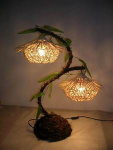 20 Creative DIY Lamp Ideas