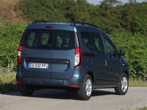 Dacia Dokker Fahrbericht by Dacia Dokker Und Fahrbericht Auto Motor At