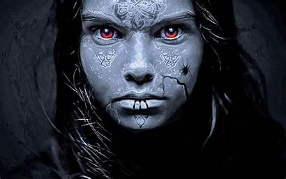 Artwork Scary Evil Dark Creepy Fantasy Spooky