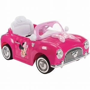 Disney Minnie 6v Pink Battery
