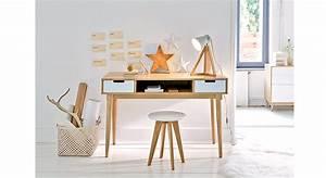 Bureau Design Scandinave : bureau style scandinave maison idees accueil design et mobilier ~ Teatrodelosmanantiales.com Idées de Décoration